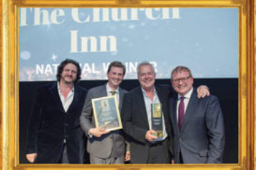 National Pub and Bar Magazine Awards Win!