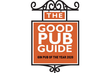 Cholmondeley Arms wins 'Best Gin Pub in the UK' for the second year running!